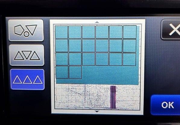 Scan N Cut scanner marks on glass