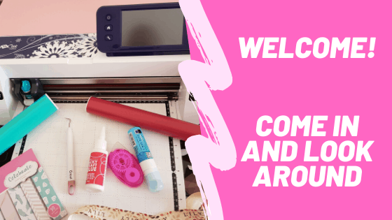 Welcome come in and look around Create With Sue