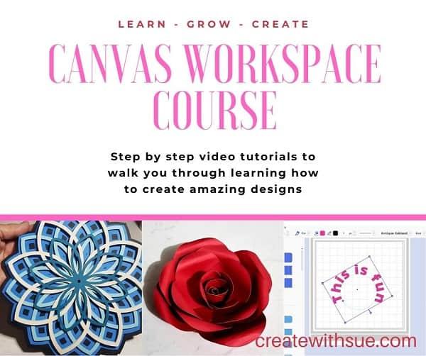 Canvas Workspace Course Bundle pic