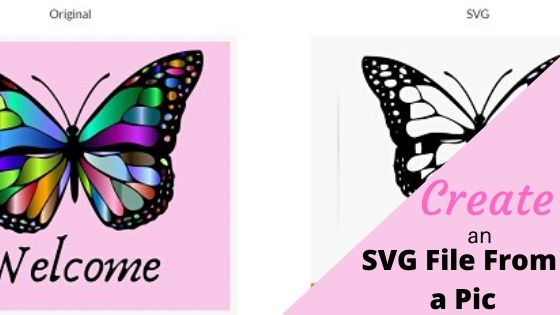 How To Convert A Png Or Jpg To An Svg Create With Sue