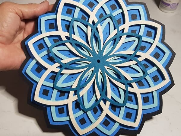 3D Mandala finished for main post pic