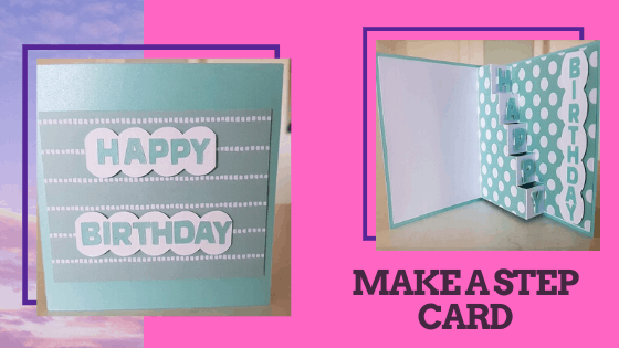 Make a step card with Canvas Workspace Main Pic