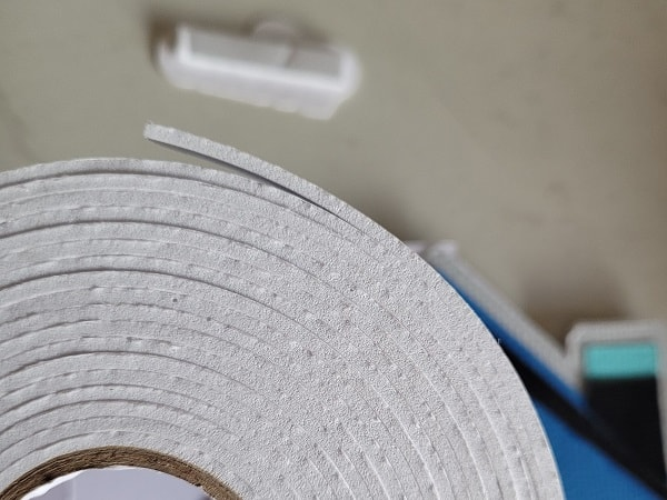 double sided foam tape for adding 3D dimension to your projects