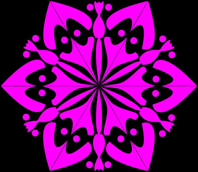 3D Mandala SVG for cutting with your Scan N Cut or Cricut cutting machine